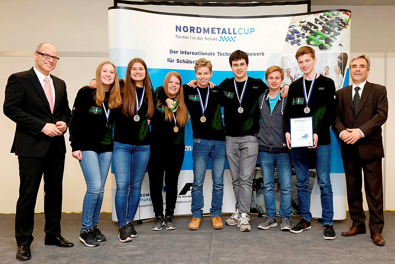 Goethe Schule Harburg formel 1 in der schule hamburg 2016